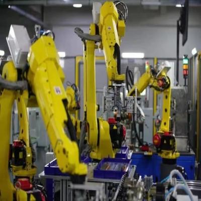 """管家婆软件中车投资丽水,打造""""未来工厂"""""""